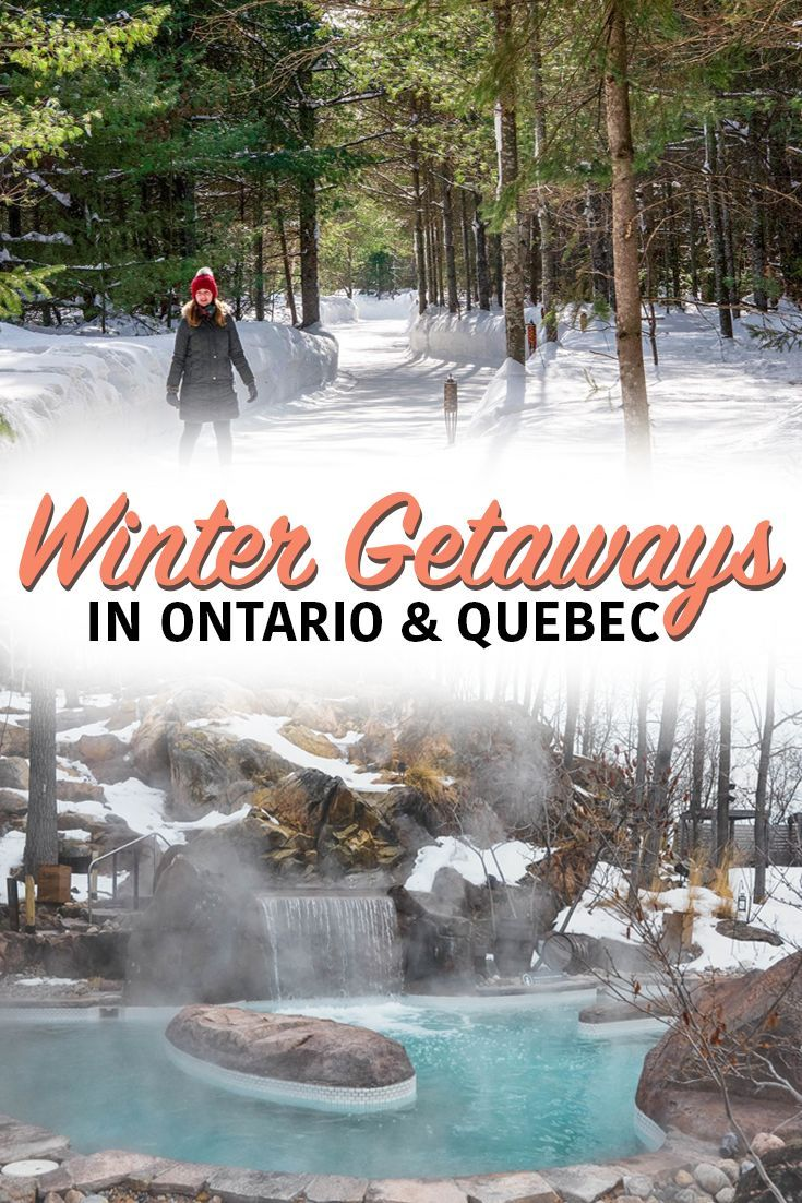 Photo of 14 Spectacular Winter Getaways in Ontario and Quebec – Nina Near and Far