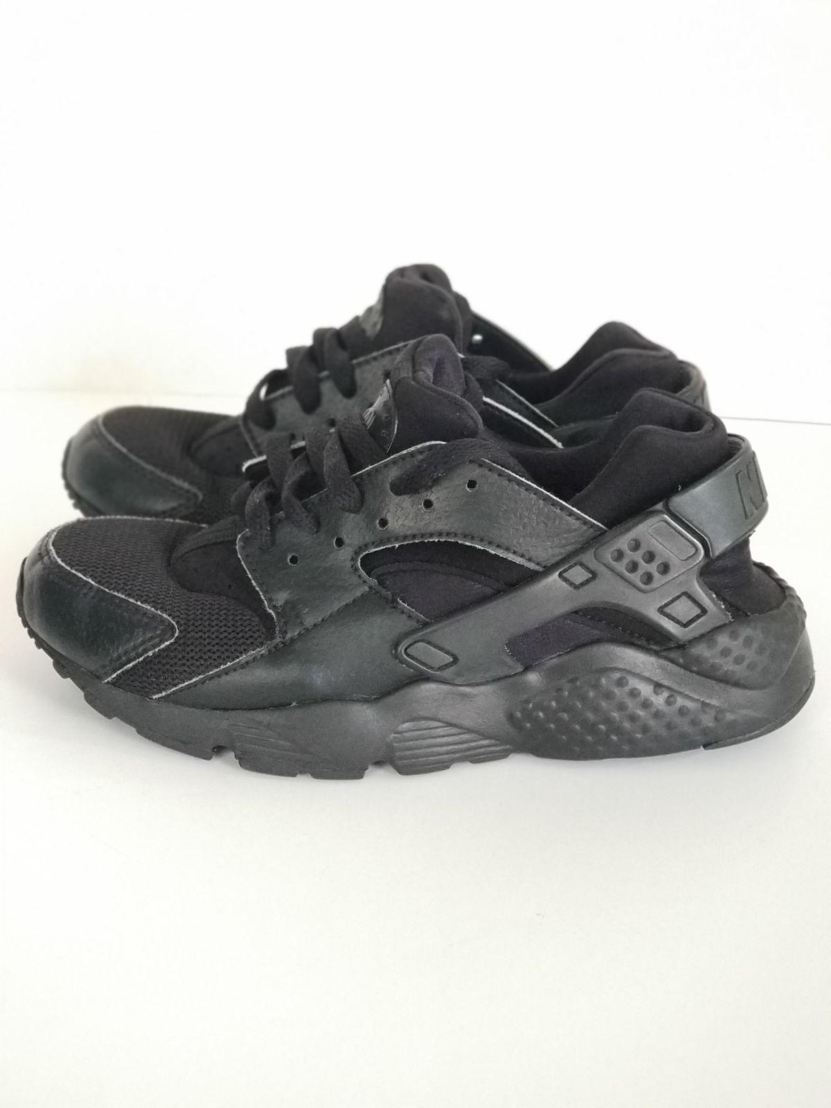 Nike Huaraches Big Kids Run Shoes Size