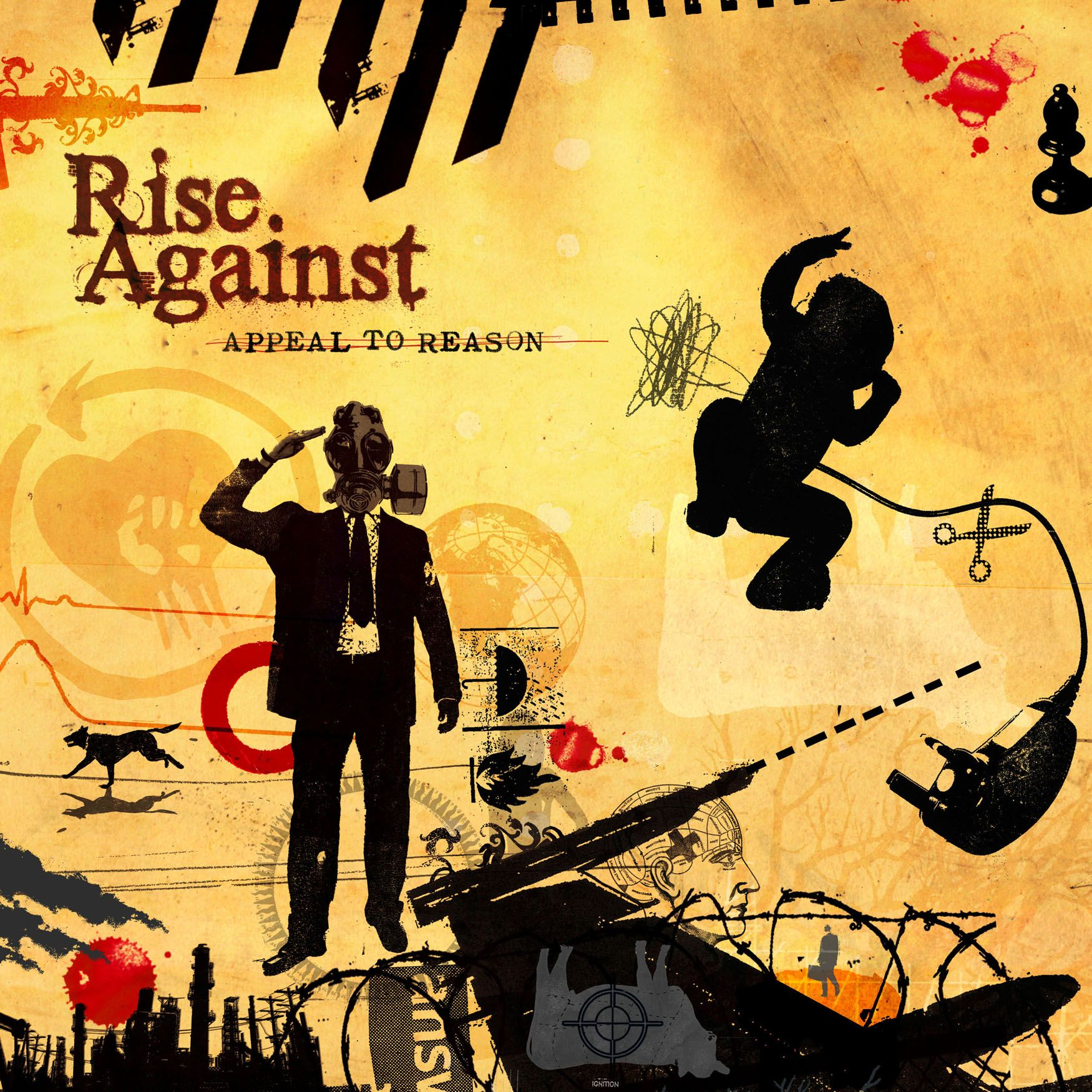 Mi Disco Favorito De Rise Agains Music In 2019 Rise Against