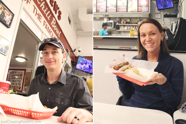 The Best Thing We Ate in Washington DC: The Chili Half-Smoke at Bens Chili Bowl : Hombres Mag...   MoreSmile