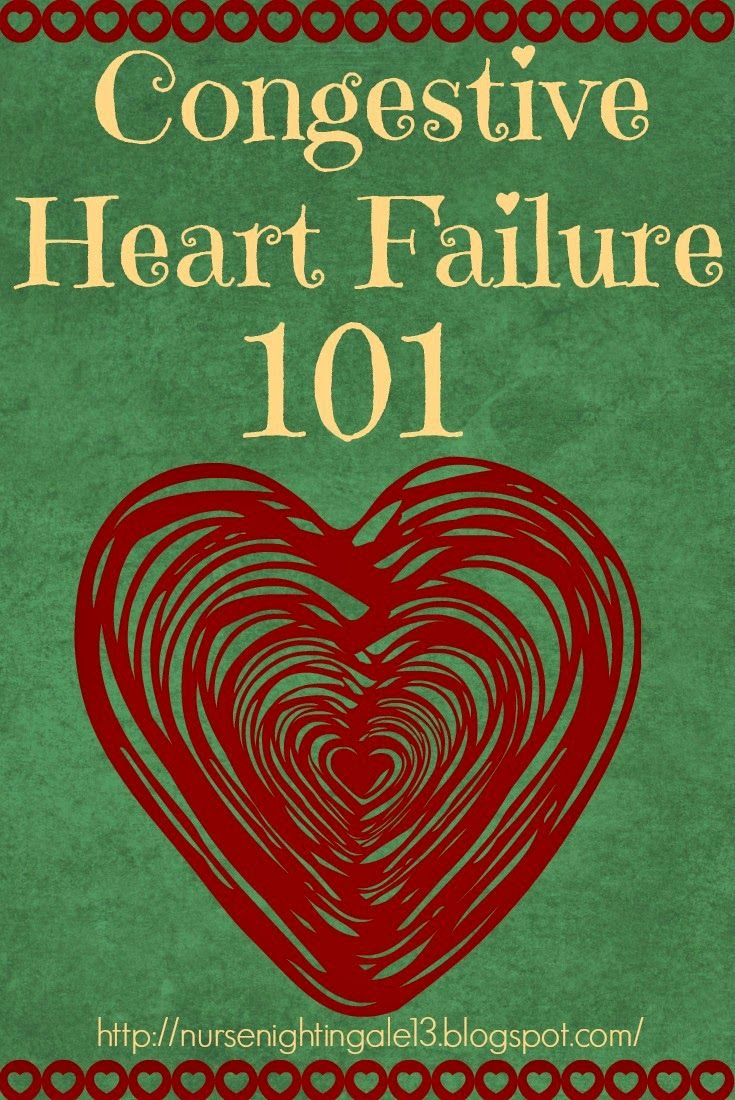 nursing care congestive heart failure Nursing education, heart failure, self-care management, readmissions 1 introduction implementing practice change based on valid and reliable research is necessary to promote the continual improvement of.