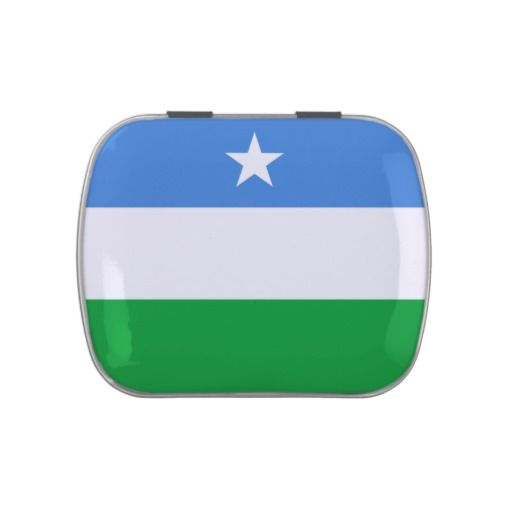 Flag Of Puntland Candy Tins Somali Gifts Gifts Historical Flags