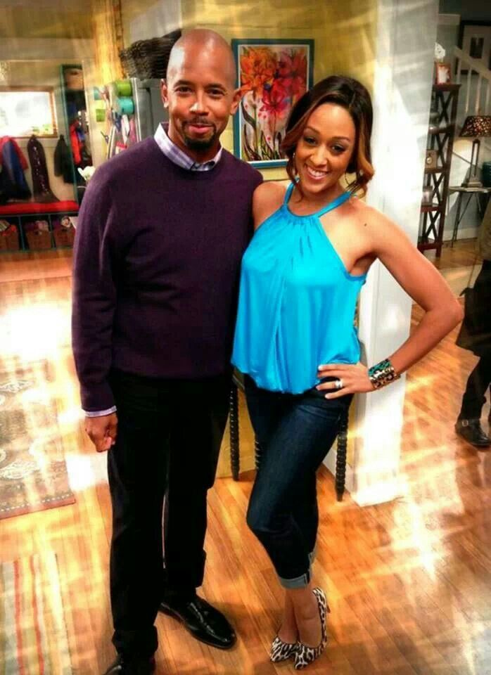 Michael Boatman & Tia from Instant Mom | TV Favorite Shows ...