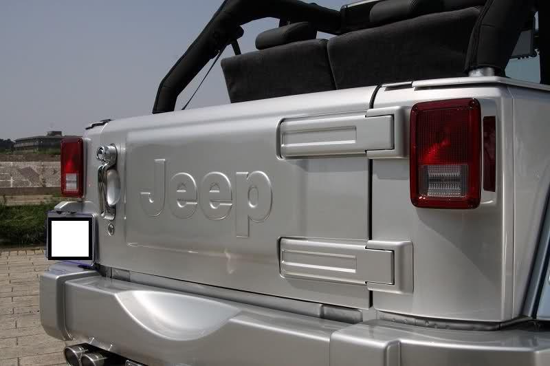 Jeep Jk Spare Tire Delete Jeep Jeep Pinterest Jeep