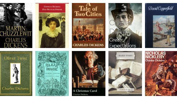 the early literary influence of charles dickens Charles dickens' (1812-1870) hard times (1854) is a study in psychoanalysis because the characters in this novel depict the mental functions and behaviours of individuals in real life.