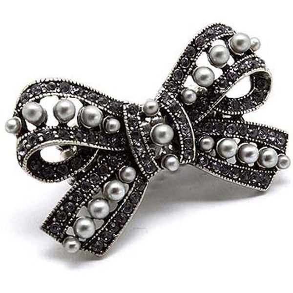 Style Tryst Bow Ring