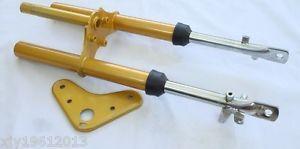 Front Fork Shock Assy For Honda Xr50 Crf50 Xr Crf 50 90cc 110cc