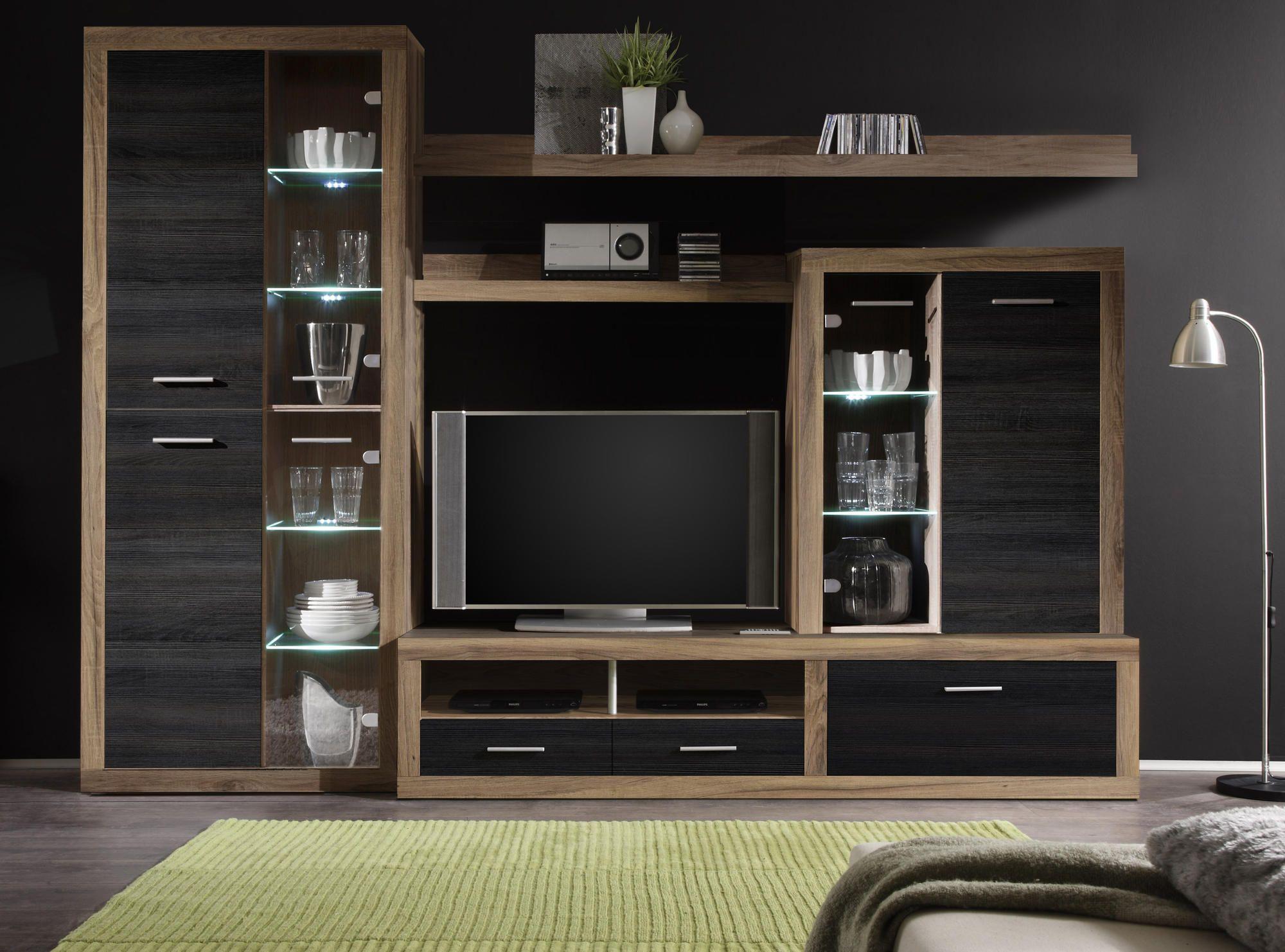 Obyvaci Stena Cancan 5 Sconto Nabytek Living Room Tv Unit Designs Tv Room Decor Living Room Decor Colors