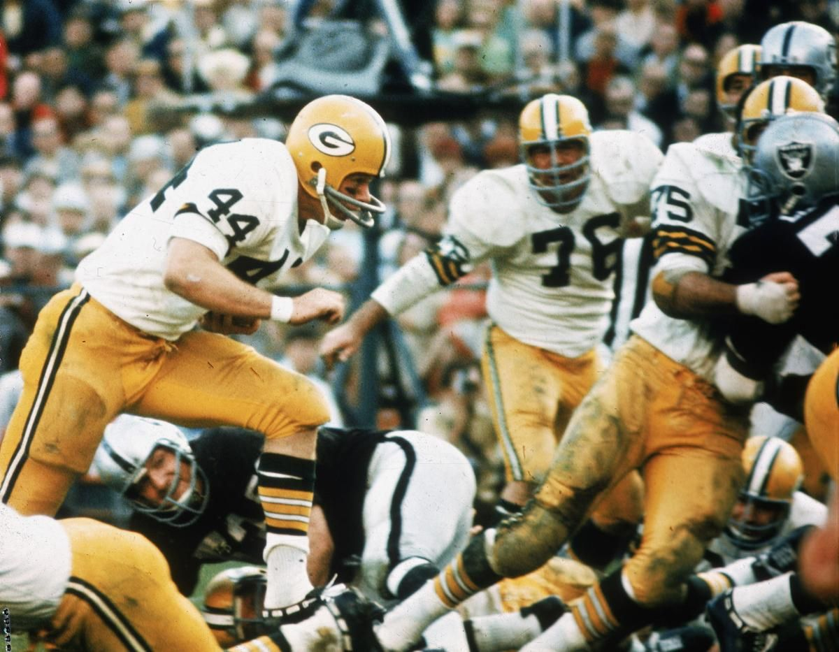 Today In History, Jan. 14 Super Bowl II in 2019 Packers