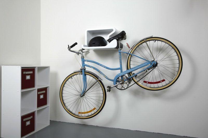 Interessante Ideen Fur Fahrradhalter Wand Wandhol In 2020 Bike
