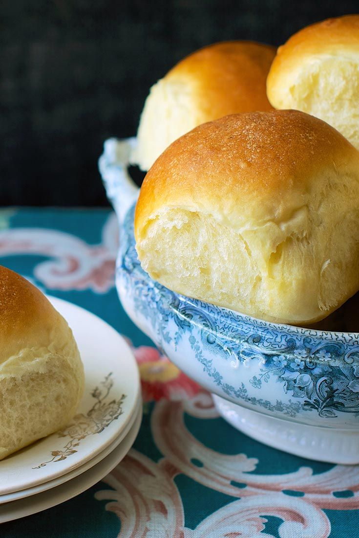 Amish Dinner Rolls Recipe Fabulous Focaccia And Friends 2