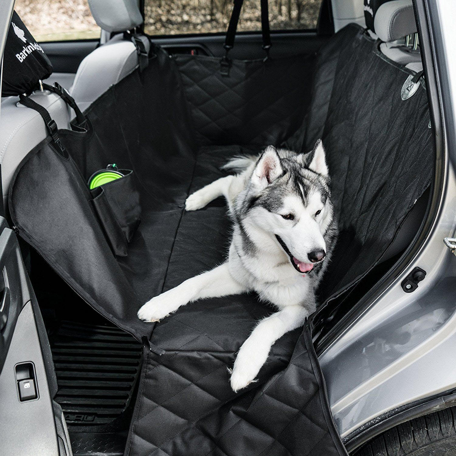Henweit Car Booster Seat Carrier for Dog Folding Pet Cat