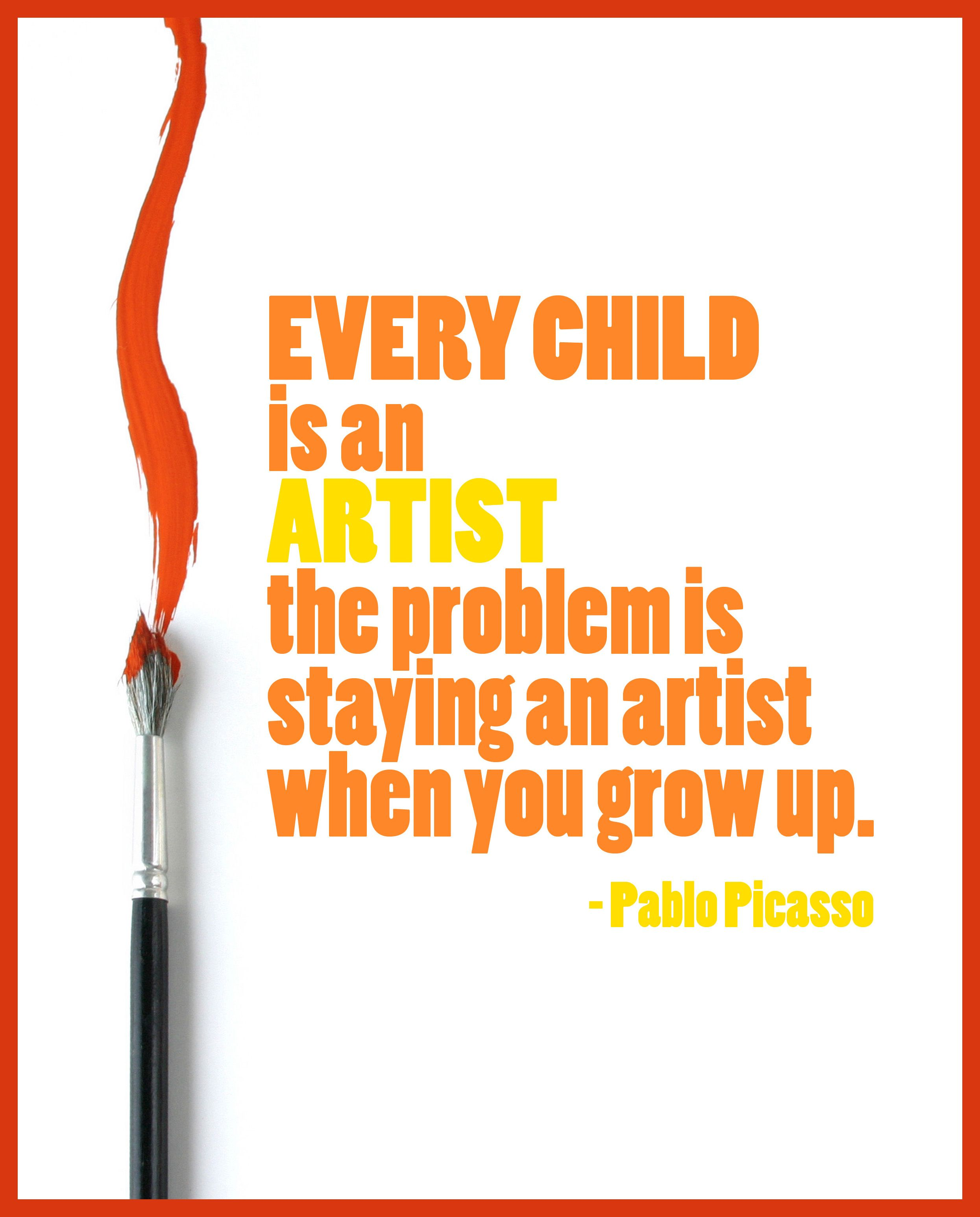Pablo Picasso Freebies
