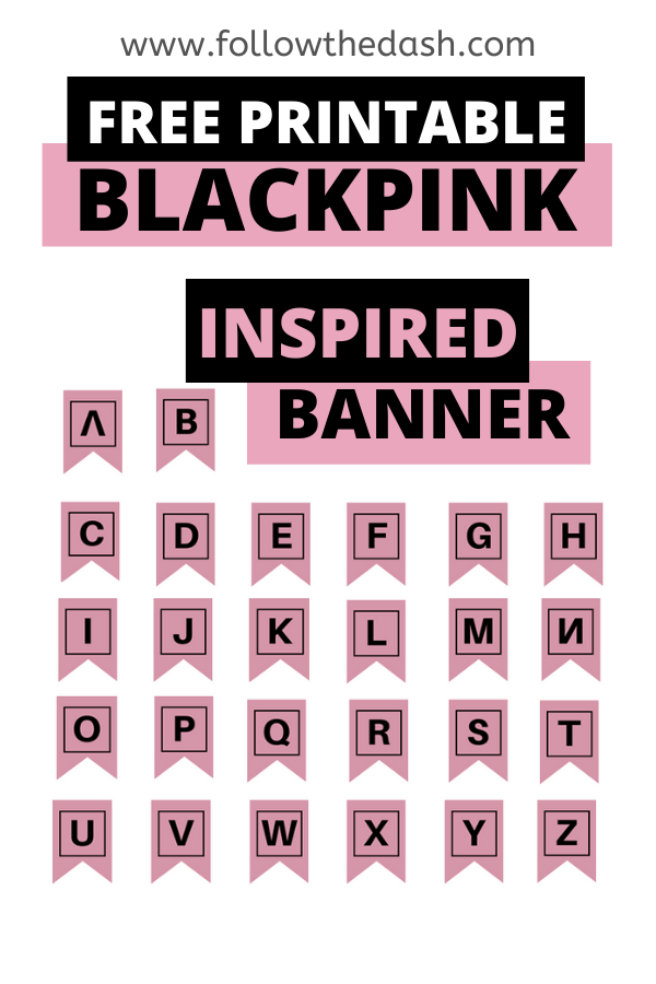 Pin On Blackpink