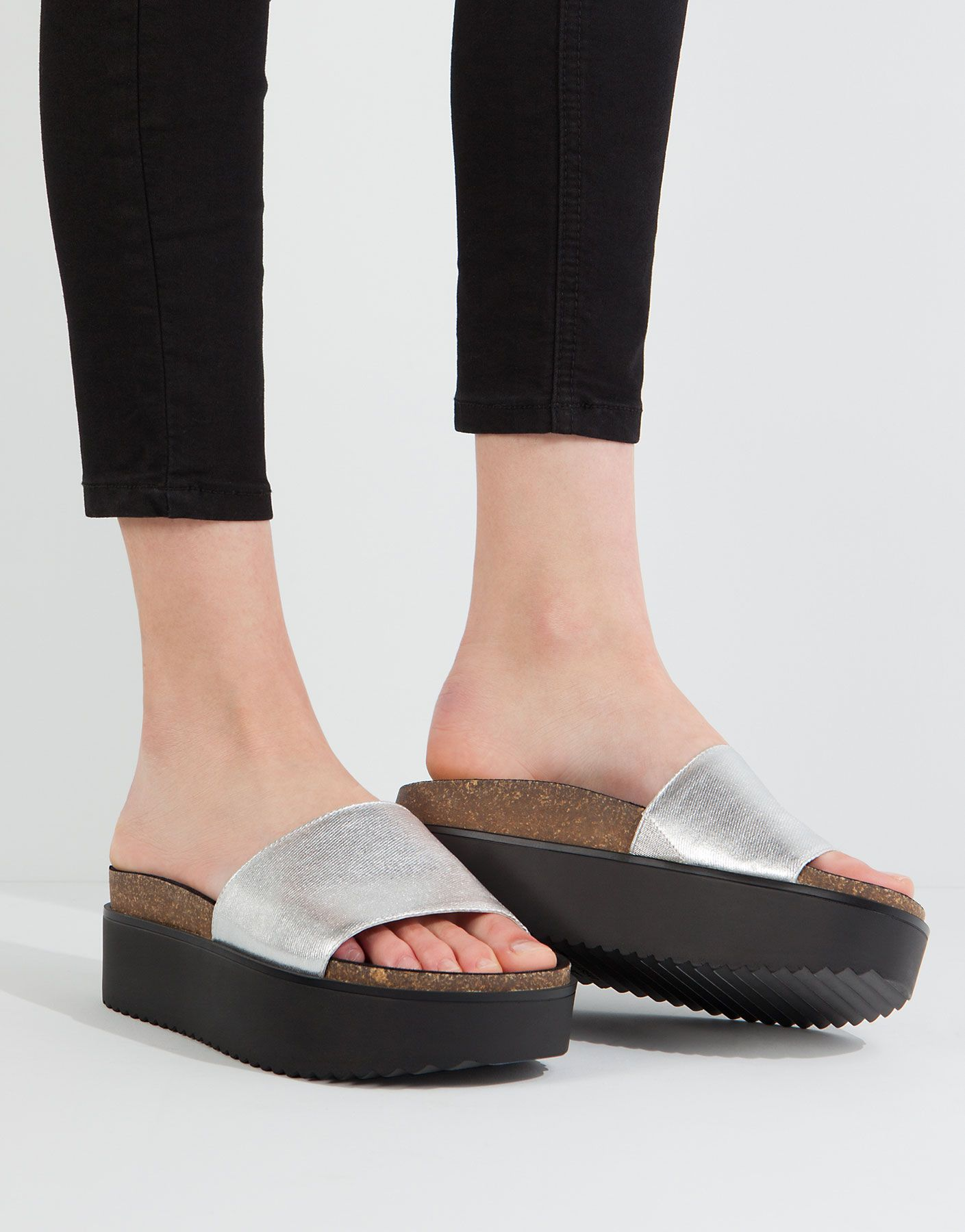 VAMP BLOCK SANDALS - New products - NEW PRODUCTS - PULL&BEAR Greece
