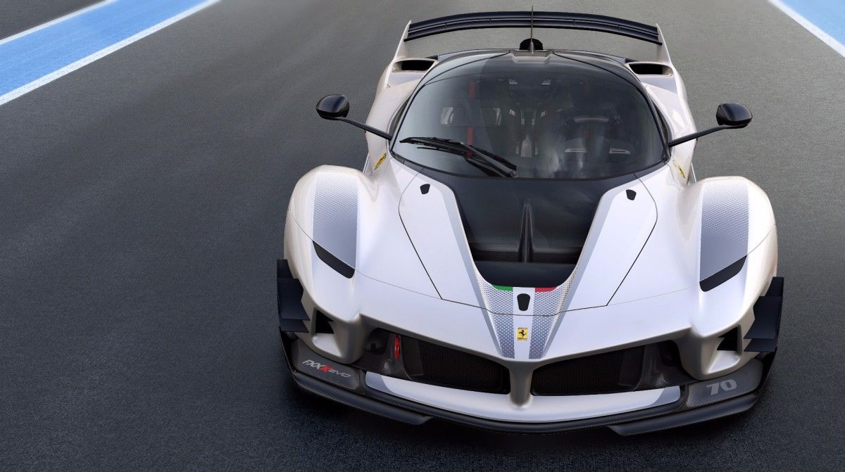 Ferrari S Ludicrous Fxx K Evo An Aerodynamics Lab On Wheels Ferrari Fxx Ferrari Ferrari Fxxk Ferrari laferrari fxx k evo rear