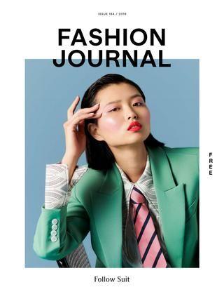 Rujrada S Portfolio Fashion Journals Fashion Website Design Magazine Layout Design