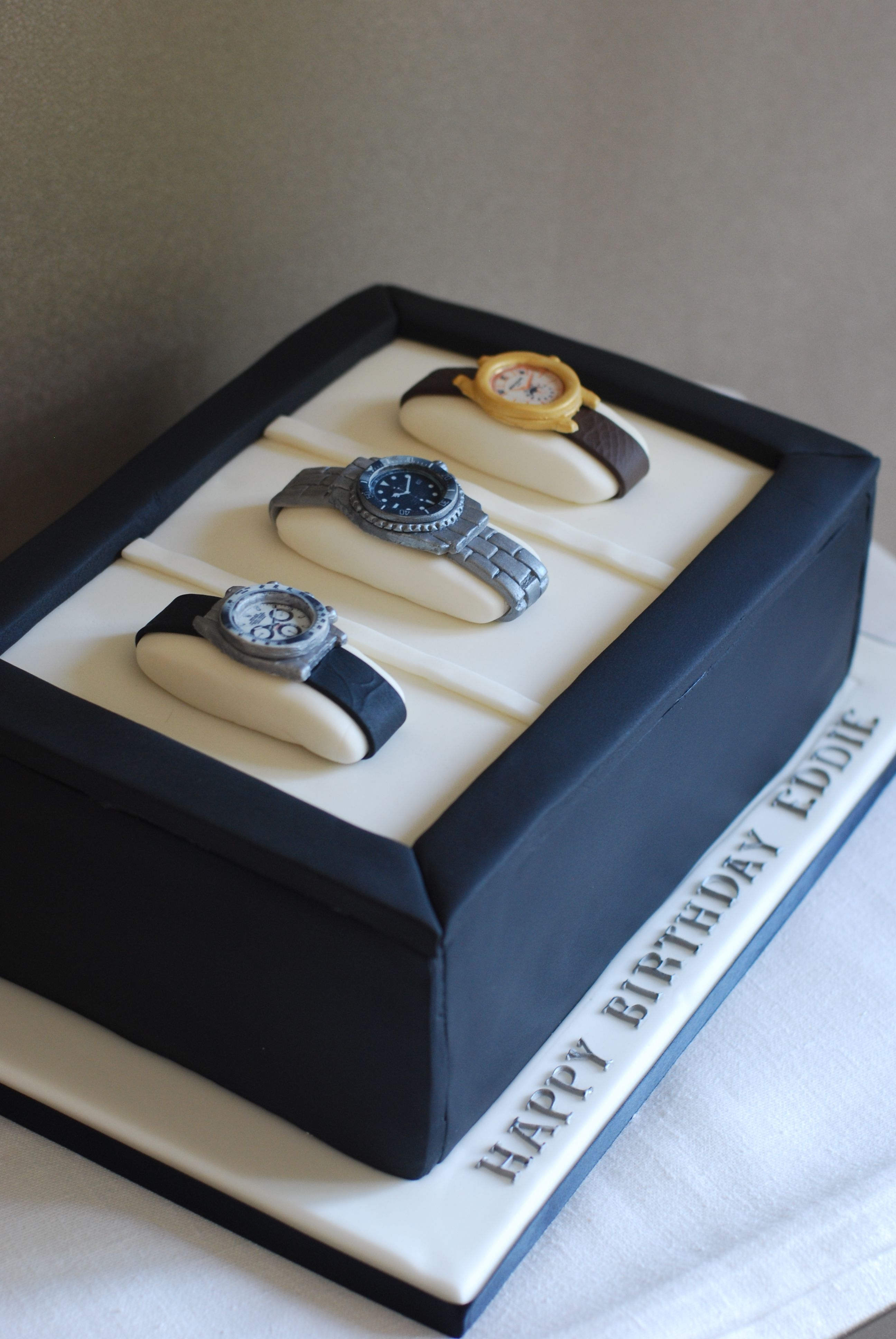 Cake Boxes Brisbane Watch Box Cake Afternoon Crumbs In 2019 Cake Birthday Cakes