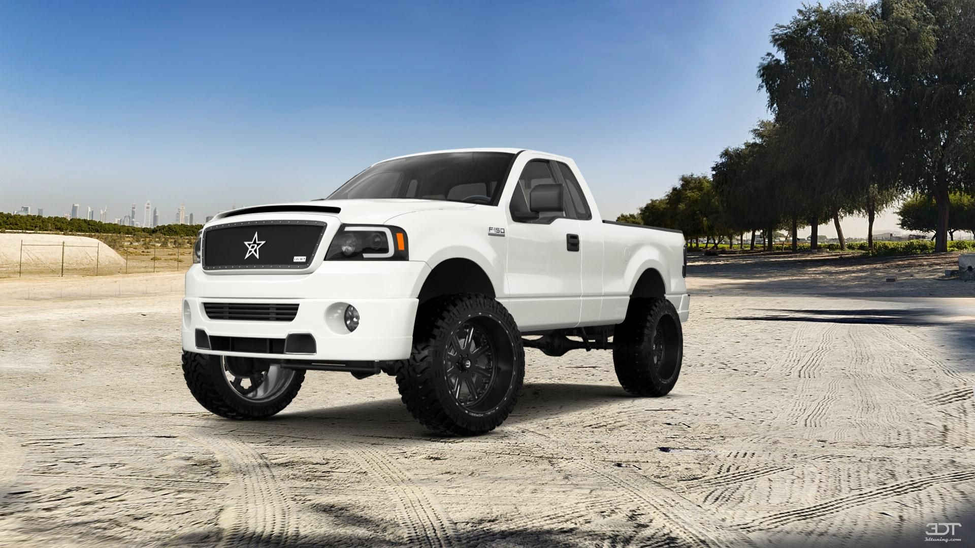 Checkout My Tuning Ford F 150 2008 At 3dtuning 3dtuning Tuning Ford Ford F150 Pickup Trucks