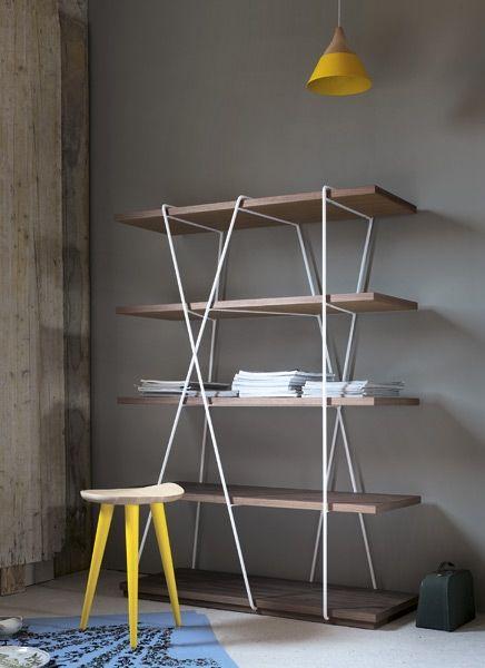 Library skein / skein by louis semeraro. miniforms | Furniture ...