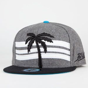 71be2d7ed6b BLVD SUPPLY Ocean Mens Snapback Hat. It is a cool snapback with style. It  will help to protect my head.
