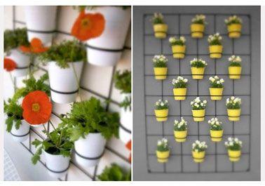 15 idées pour aménager un petit balcon avec jardin | Flowers