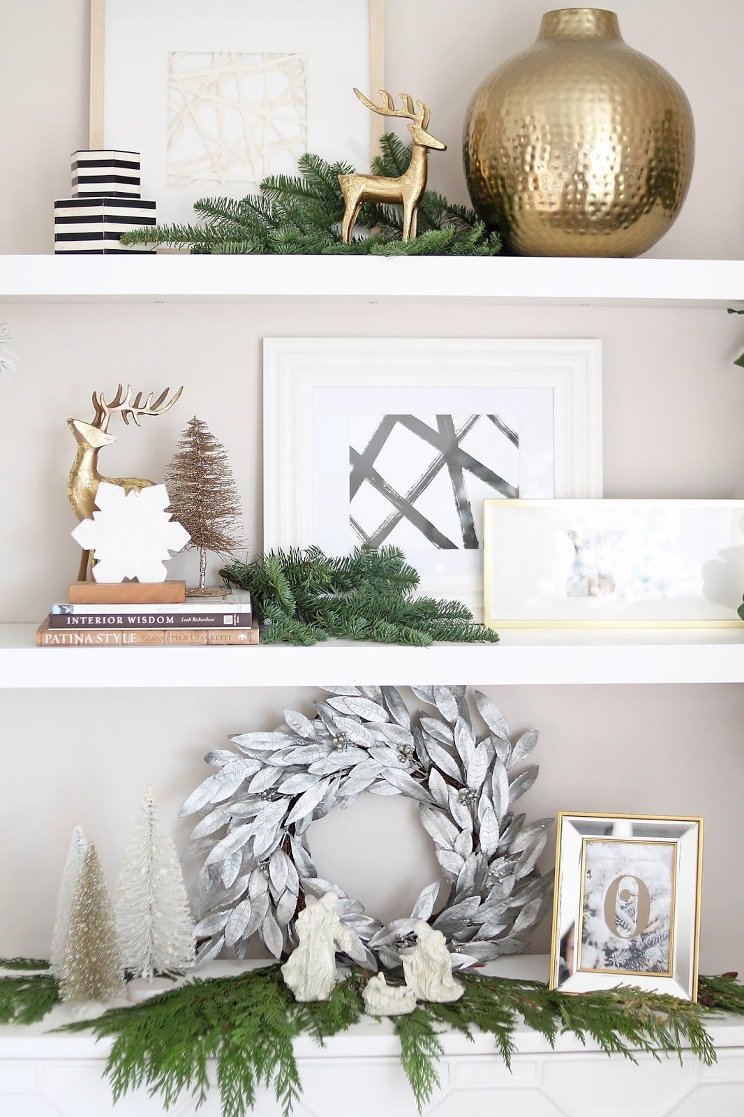 Meaningful Holiday Home Tour Christmas House Tour 2018