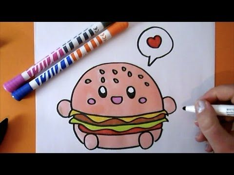Kawaii Früchte Selber Malen Youtube Video Pinterest