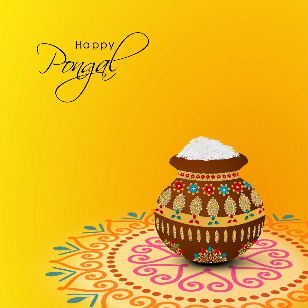 India Emporium Wishes You A Very Happypongal Wishing