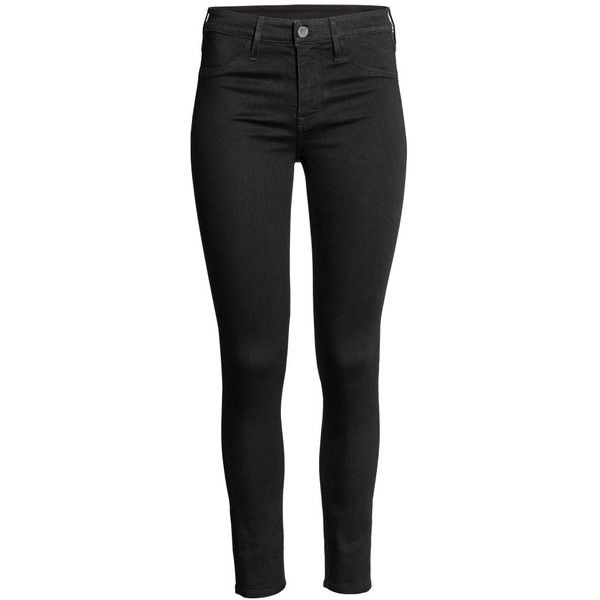 16bc45e2b79 Skinny Regular Ankle Jeans  9.99 ( 9.99) ❤ liked on Polyvore featuring jeans
