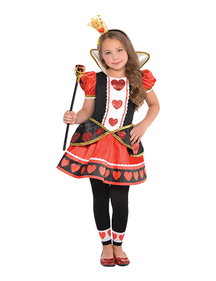 Looking for World Book Day costume ideas? How about this Queen of Hearts costume from  sc 1 th 256 & Alice in Wonderland Costume Ideas for World Book Day | Wonderland ...