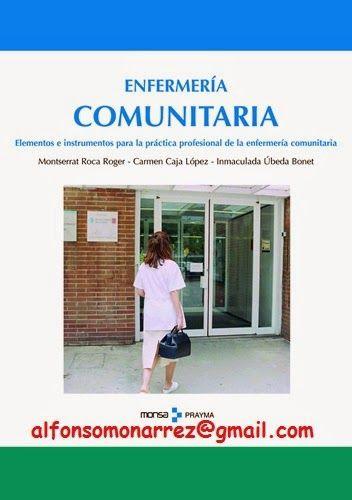 LIBROS DVDS CD-ROMS ENCICLOPEDIAS EDUCACIÓN EN PREESCOLAR. PRIMARIA. SECUNDARIA Y MÁS: ENFERMERÍA COMUNIDAD