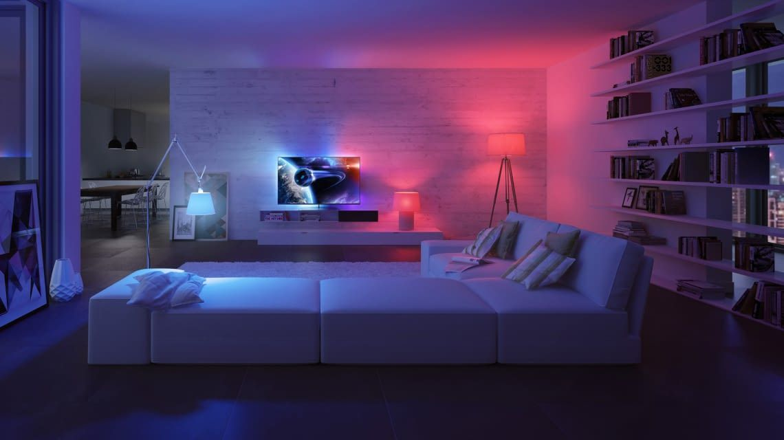 Philips Schlafzimmer Lampen
