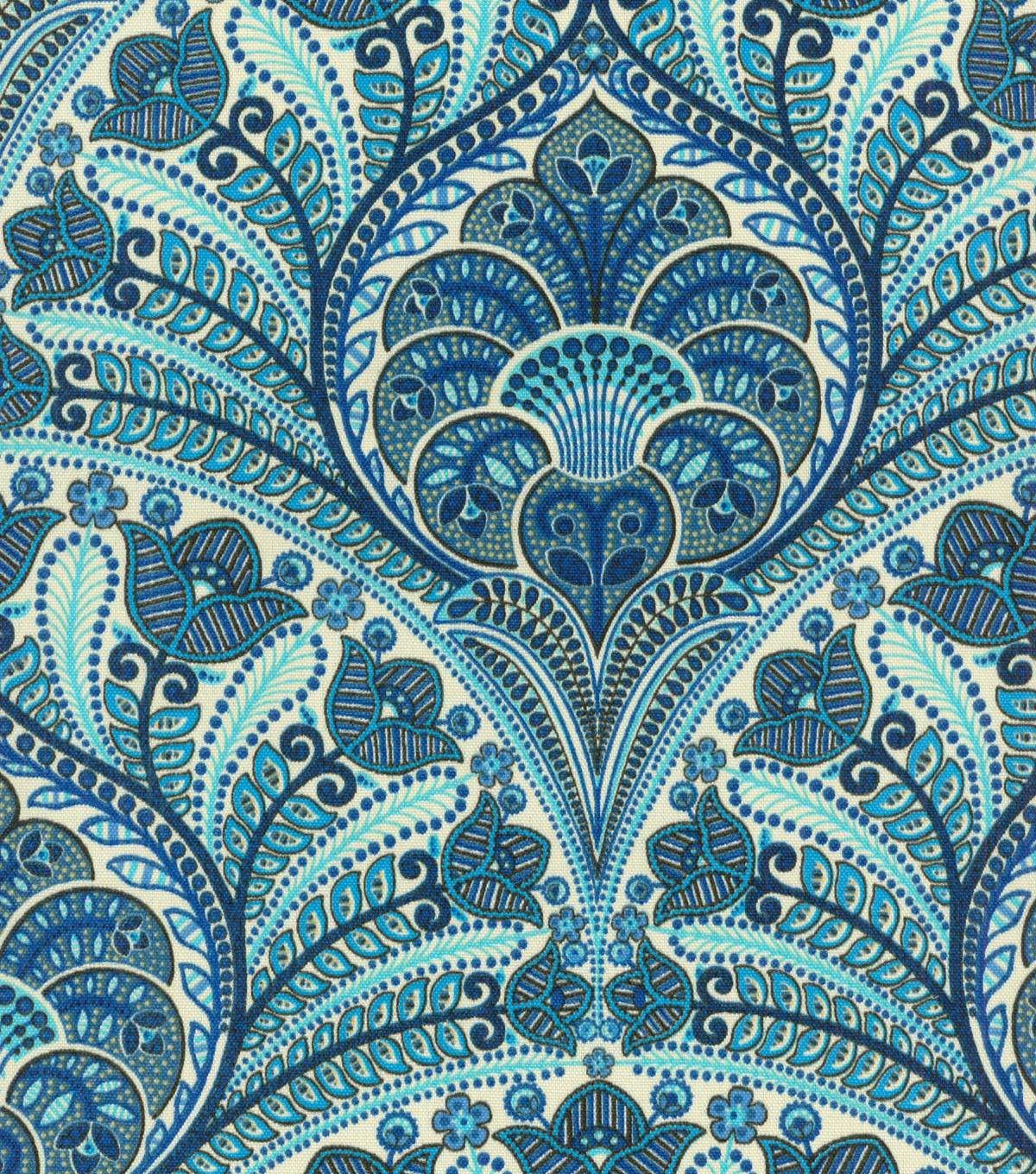 Upholstery Fabric Tommy Bahama Outdoor Tbo Crescent Beach Riptide