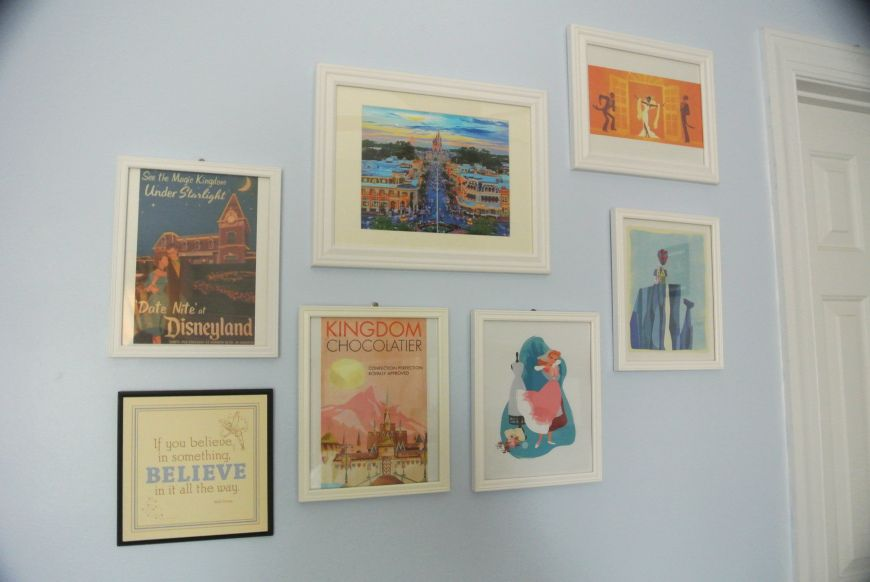 Superieur #Vintage #Disney Office Decor