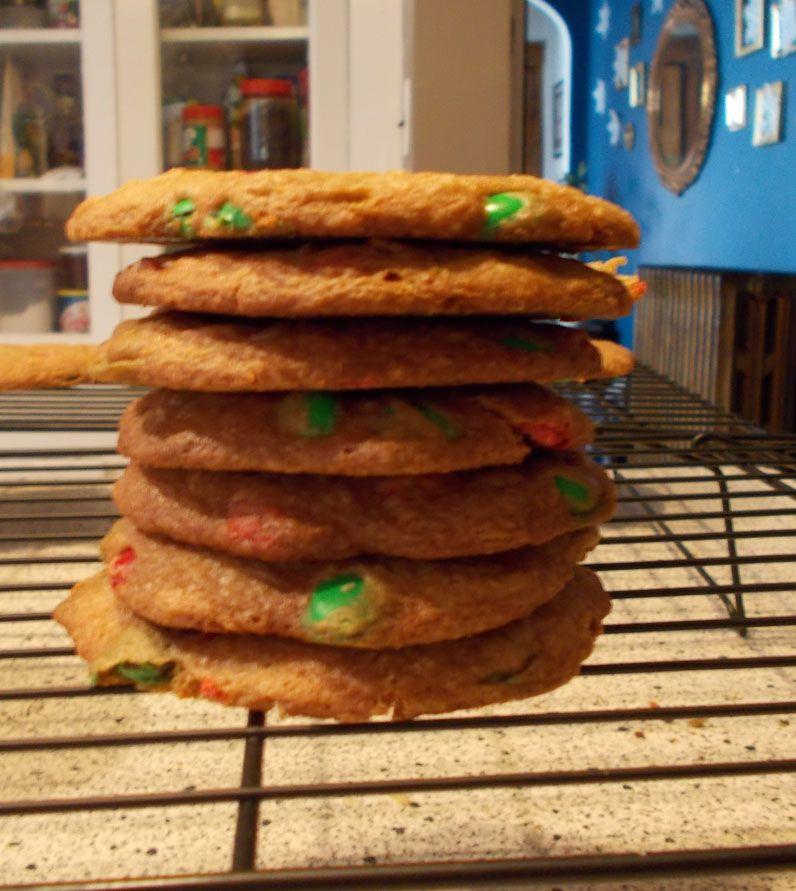 week 23 part 2 RESULT: MMMM cookies!