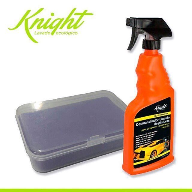 Pin De Knight En Productos Knight Lava Limpiador Y Cerillo