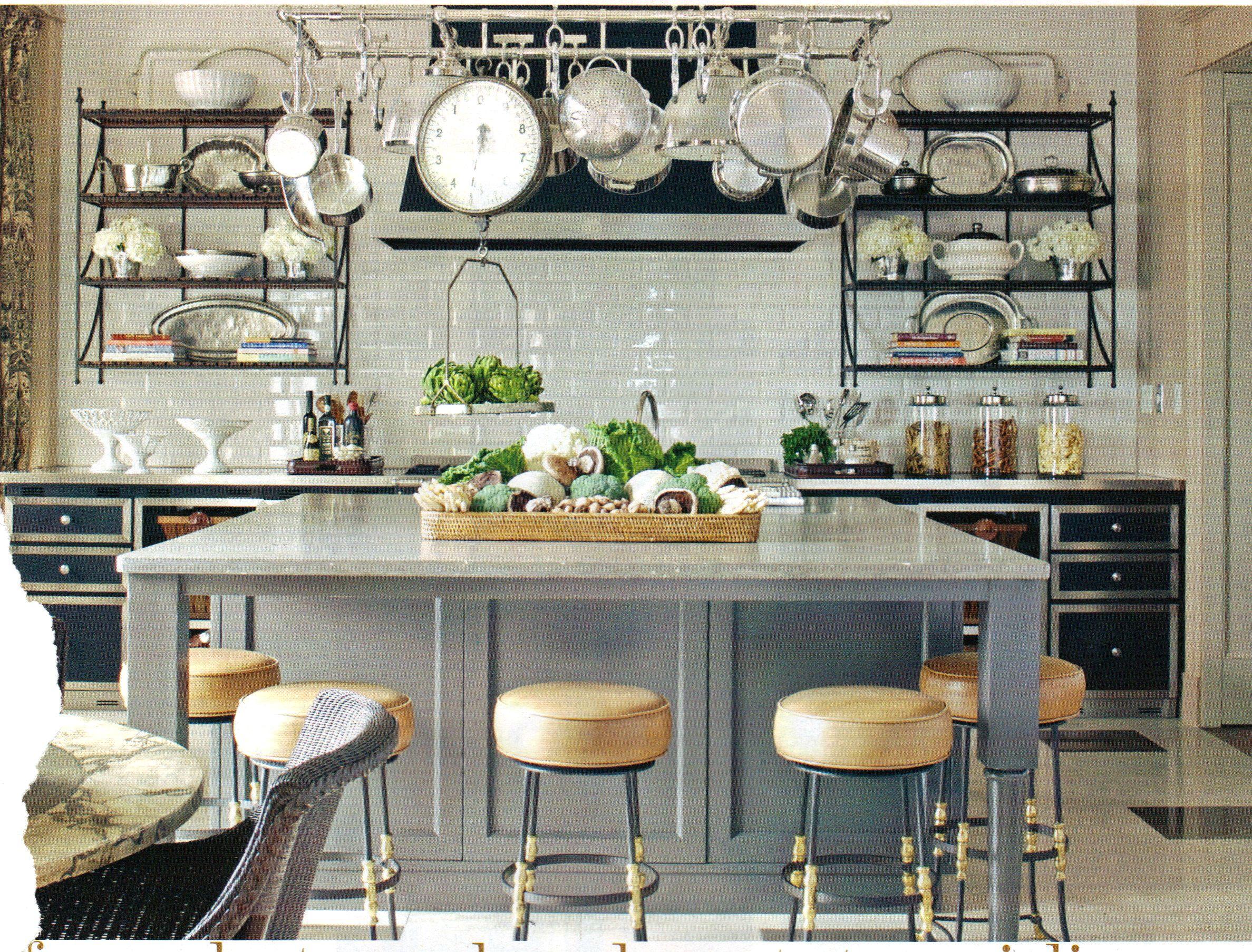 by kitchen designer Kathy Manzella originally published