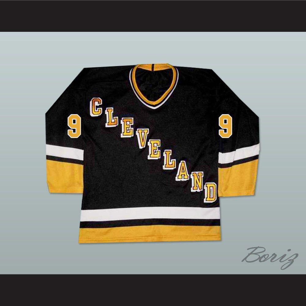 Cleveland lumberjacks ihl hockey jersey new any number