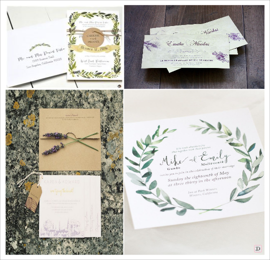 decoration mariage provence cadeaux invit s calisson herbes de provence faire part branche. Black Bedroom Furniture Sets. Home Design Ideas
