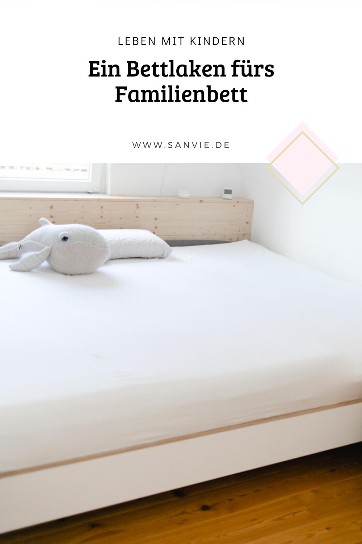Familienbett – bezahlbares Bettlaken in Übergröße – 260 cm