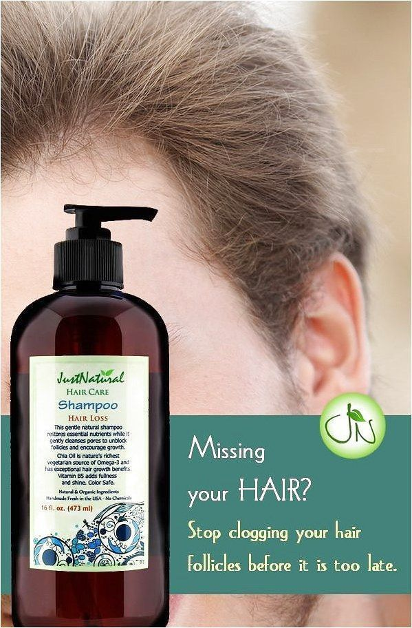 Use if you are experiencing thinning hair, hair loss
