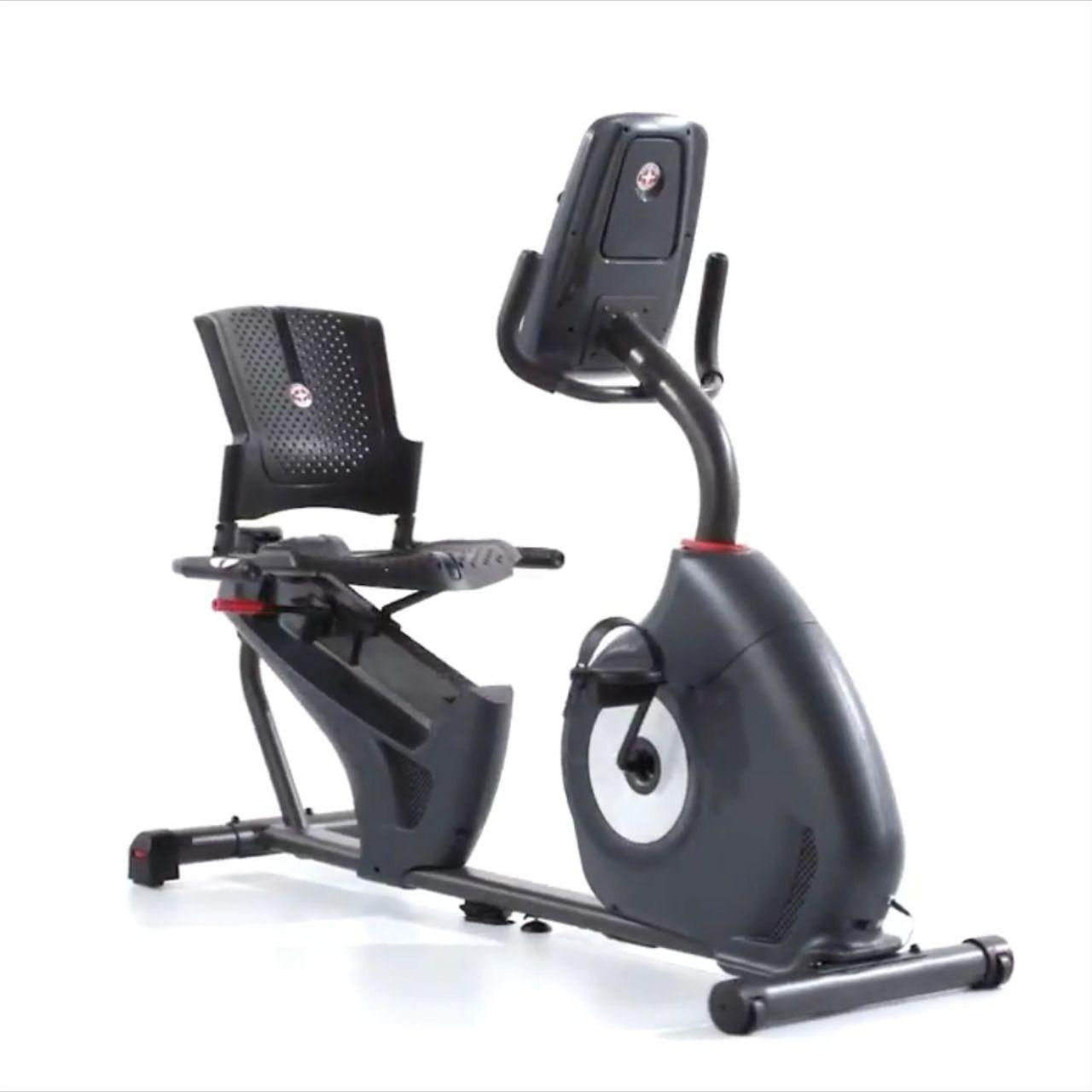 Weslo Recumbant Exercise Bike Recumbent Bike Workout Biking Workout Exercise Bike Reviews