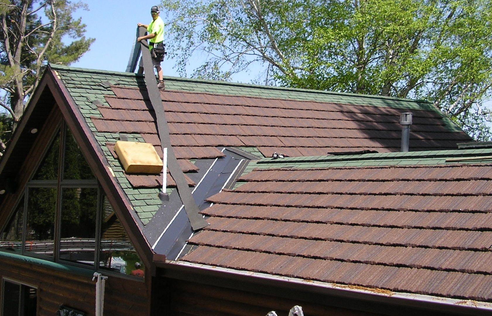 Waji Gerad Stone Coated Roofing Sheets New Zealand Bond Roofing Roofing Companies Roofing Sheets