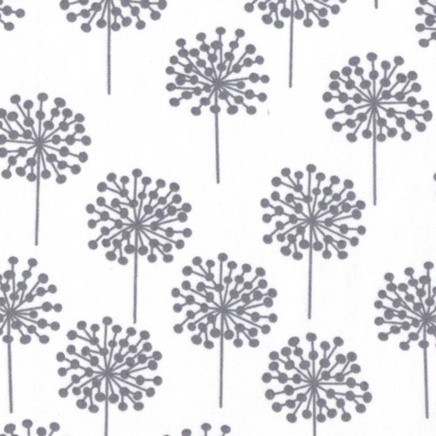 Skandinavische stoffe  Pusteblume weiß/grau - Skandinavischer Stoff | Stoffe | Pinterest ...