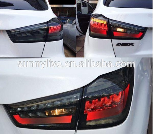 2012-2014 Year Outlander Sport ASX RVR LED Rear Lamps Tail Light ...