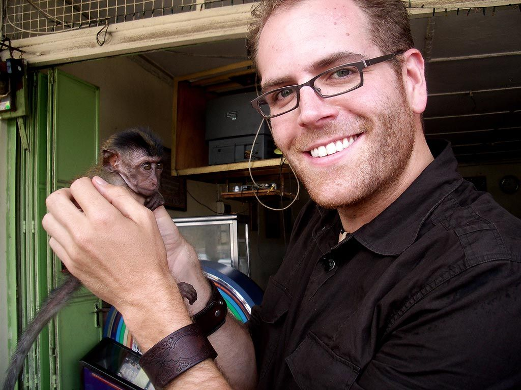 josh gates destination truth