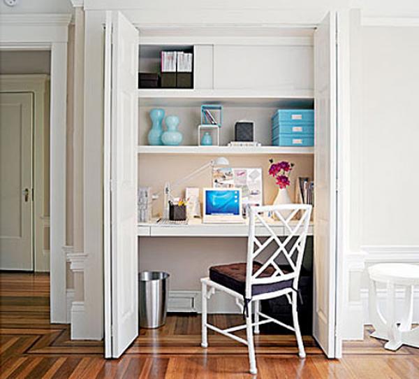 how to create a functional closet home office pintura pinterest rh pinterest com