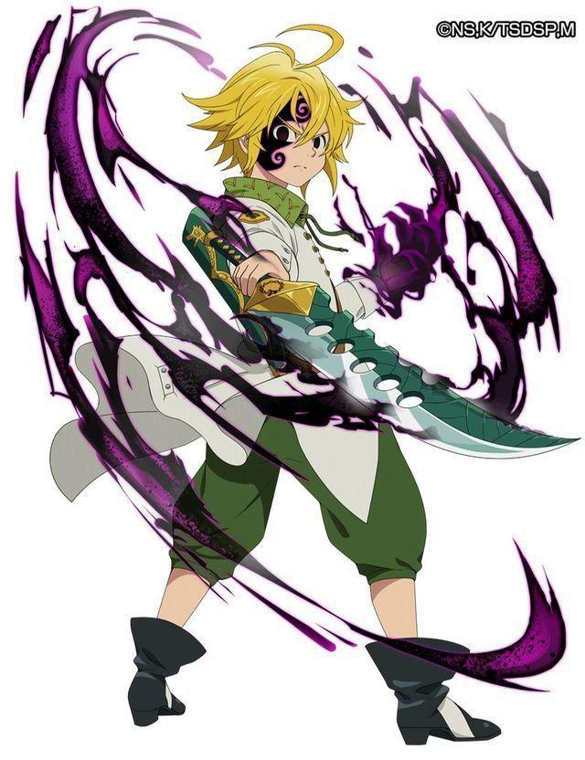 Zodiac nanatsu no taizai/seven deadly sins - Tu fais partis du clan de ...(meliodas:demon king:fée...)