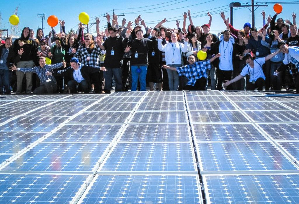 The Solar Schools Project How You Can Help Our Schools Without Even Selling Gift Wrap Cool Mom Tech Solar Solar Technology Renewable Energy